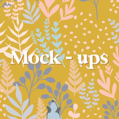 Mockups