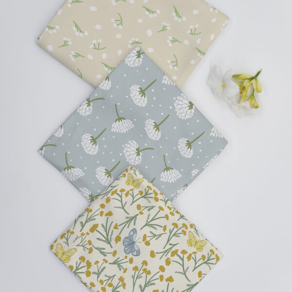 STort Designs Blue Tansy Collections